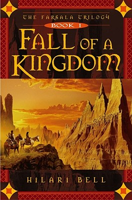 Cover for Fall of a Kingdom (The Farsala Trilogy #1)