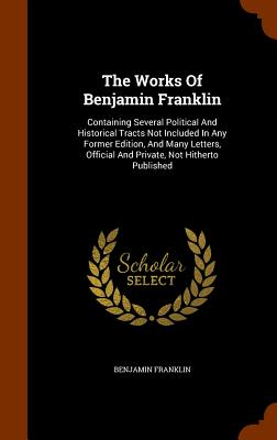 Cover for The Works of Benjamin Franklin