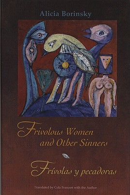 Cover for Frivolous Women and Other Sinners / Frívolas y pecadoras
