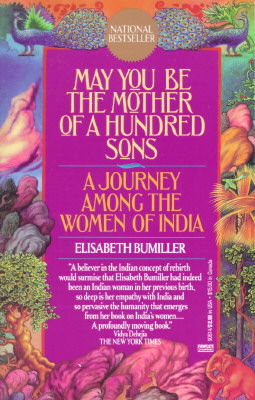 May You Be the Mother of a Hundred Sons Cover
