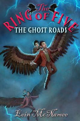 The Ghost Roads Cover Image