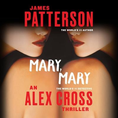Mary, Mary Lib/E (Alex Cross Novels #11) Cover Image