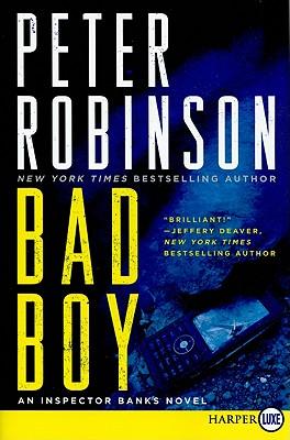 Bad Boy LP: An Inspector Banks Novel Cover Image