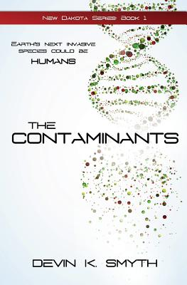 Cover for The Contaminants