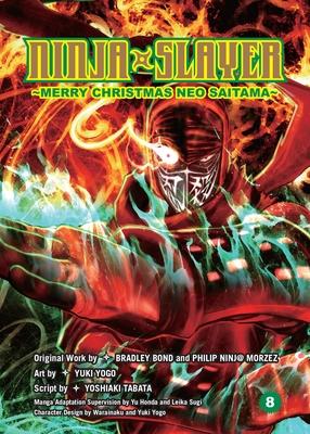 Cover for Ninja Slayer, Part 8