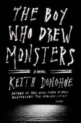 The Boy Who Drew Monsters Cover