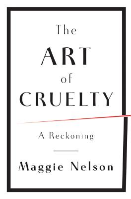 The Art of Cruelty Cover
