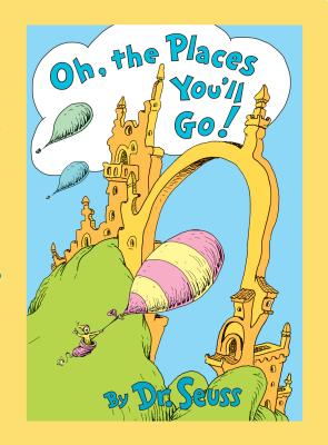 Oh, the Places You'll Go! Lenticular Edition Cover Image