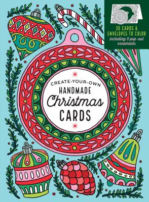 Cover for Create-Your-Own Handmade Christmas Cards