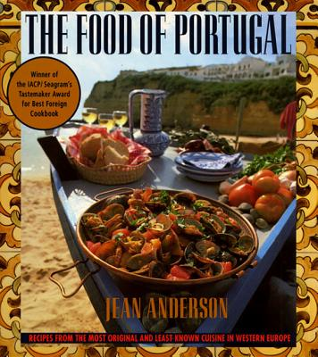 Food of Portugal Cover