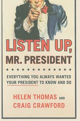 Listen Up, Mr. President Cover