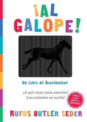 AL Galope! (Scanimation) Cover Image