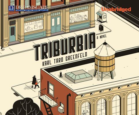 Triburbia Cover