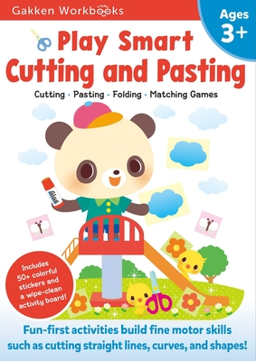 Cover for Play Smart Cutting and Pasting Age 3+