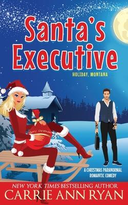 Santa's Executive Cover