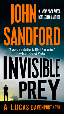 Invisible Prey (A Prey Novel #17) Cover Image