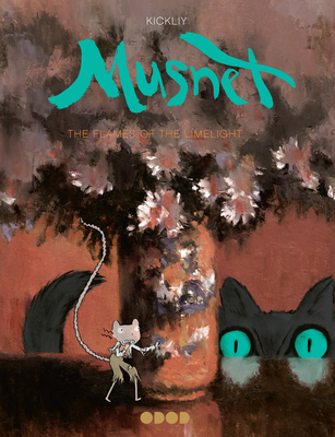 Musnet 3: The Flames of the Limelight Cover Image