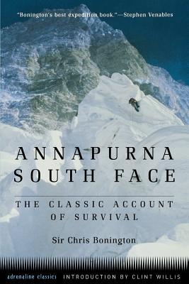 Cover for Annapurna South Face