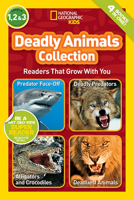 National Geographic Readers: Deadly Animals Collection Cover Image