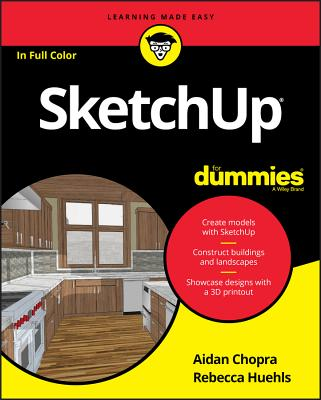 Sketchup for Dummies (For Dummies (Computers)) Cover Image