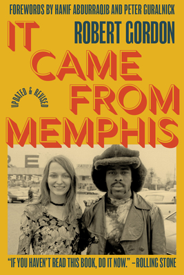 Cover for It Came from Memphis
