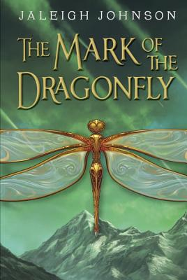 The Mark of the Dragonfly Cover
