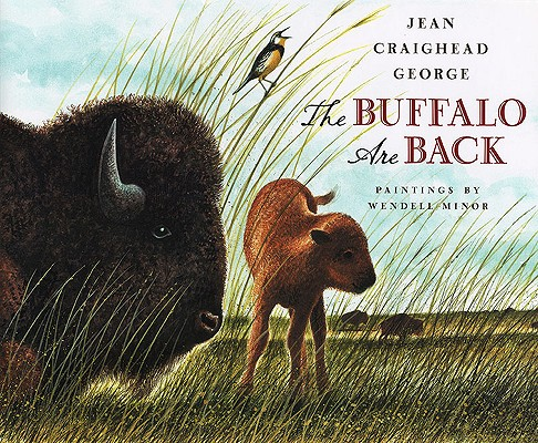 The Buffalo Are Back Cover