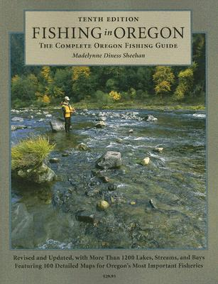 Fishing in Oregon: The Complete Oregon Fishing Guide Cover Image