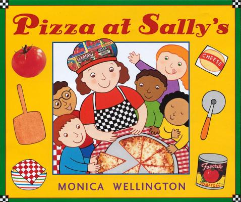 Pizza at Sally's Cover