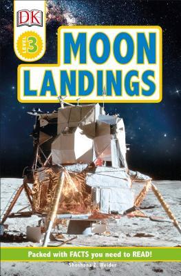 DK Readers Level 3: Moon Landings Cover Image