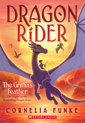 The Griffin's Feather (Dragon Rider #2) Cover Image