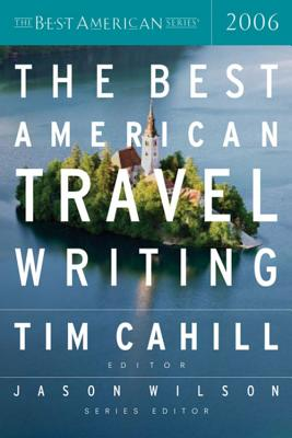 The Best American Travel Writing Cover