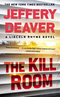 Cover for The Kill Room (A Lincoln Rhyme Novel #11)