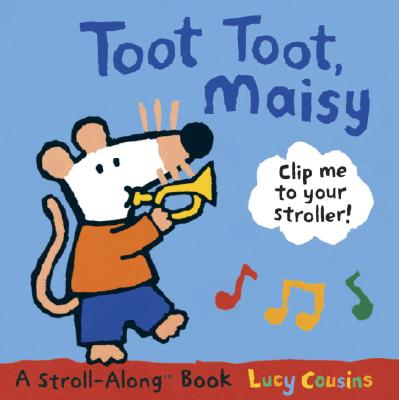 Toot Toot, Maisy Cover