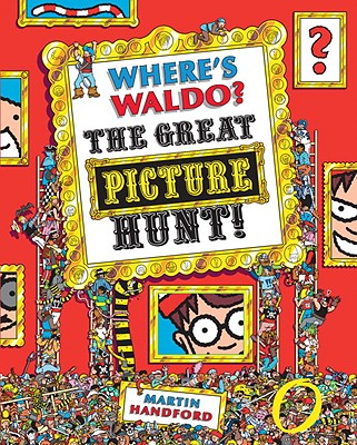 Where's Waldo? the Great Picture Hunt Cover