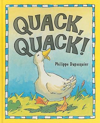 Quack, Quack! Cover