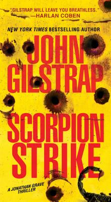Scorpion Strike (A Jonathan Grave Thriller #10) Cover Image