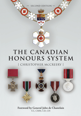The Canadian Honours System Cover Image
