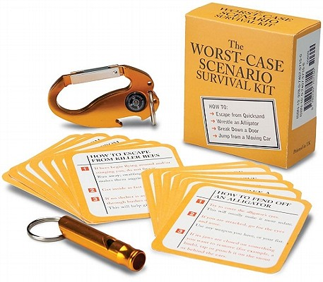 The Worst-Case Scenario Survival Kit Cover Image