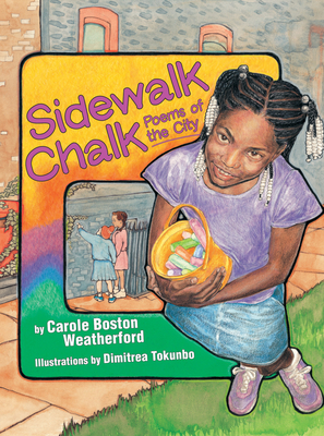 Sidewalk Chalk: Poems of the City Cover Image