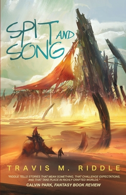 Cover for Spit and Song