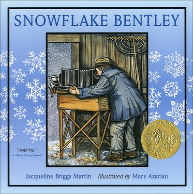 Snowflake Bentley Cover Image