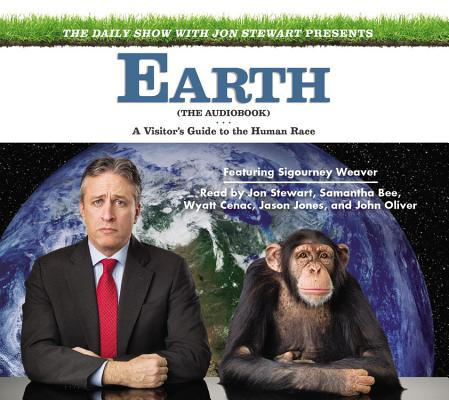 The Daily Show with Jon Stewart Presents Earth (The Audiobook) Cover