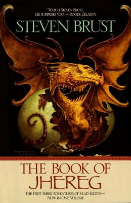 The Book of Jhereg Cover