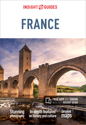Insight Guides France (Travel Guide with Free Ebook) Cover Image