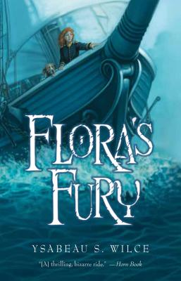 Flora's Fury Cover