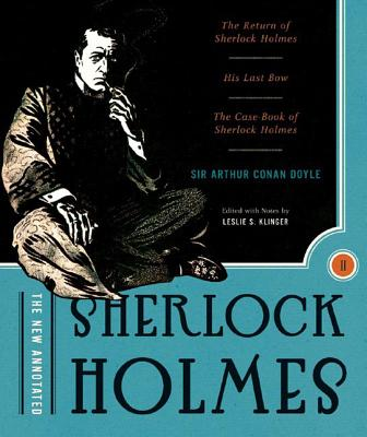 The New Annotated Sherlock Holmes, Volume 2 Cover
