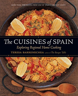 The Cuisines of Spain Cover