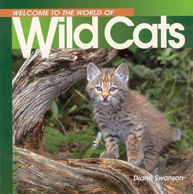 Welcome to the World of Wild Cats Cover