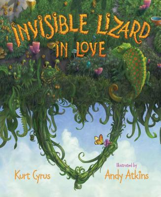Invisible Lizard in Love Cover Image